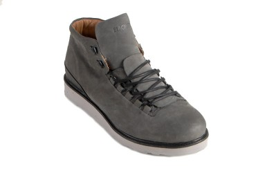 Blackstone MM-23 Sneaker Wit Zool Antraciet